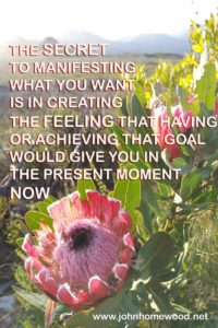 THE SECRET ART OF MANIFESTATION