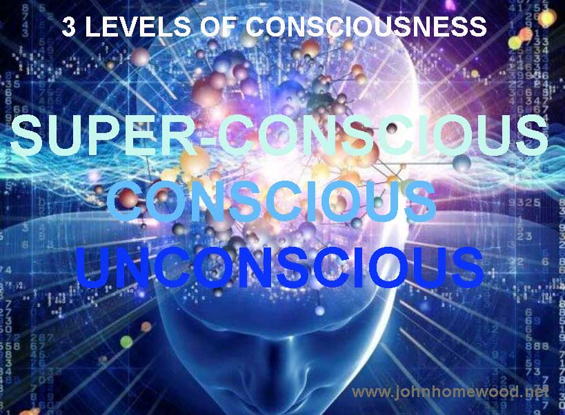 3 LEVELS OF CONSCIOUSNESS AND HOW TO USE THEM TO IMPROVE OUR LIVES