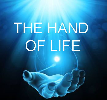THE HAND OF LIFE – A map for connecting deeper with love and your true Being
